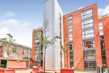 Flat for sale in Smithfield Apartments, 131 Rockingham Street, Sheffield, South Yorkshire