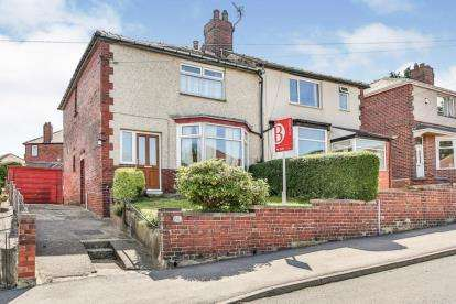 3 Bedrooms Semi Detached House for sale in Crawford Road, Sheffield, South Yorkshire