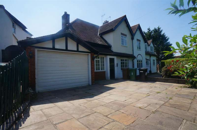 3 Bedrooms Semi Detached House for sale in British Legion Road, London