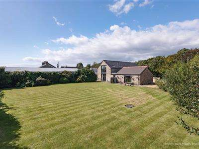 6 Bedrooms Barn Conversion Character Property for sale in Oldwick Barn, Purlon Farm Wick Road, Llantwit Major