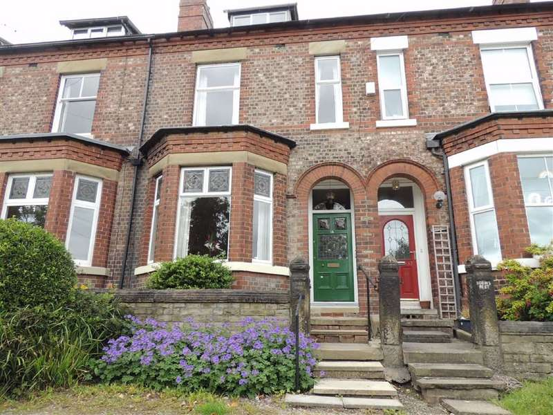4 Bedrooms Terraced House for sale in St Martins Road, Marple, Stockport