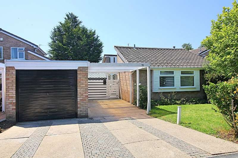2 Bedrooms Detached Bungalow for sale in Blakesley Road, Wigston