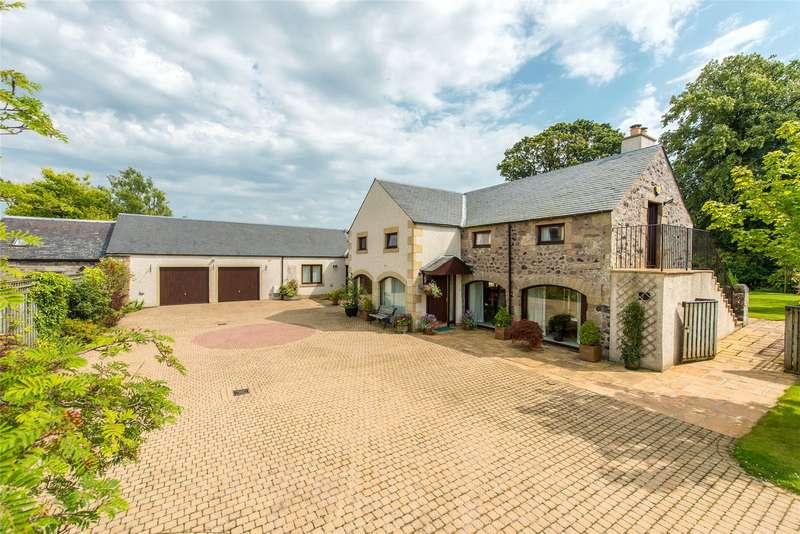5 Bedrooms Detached House for sale in The Cart House, Popple Burn Park, Ednam, Kelso, Scottish Borders, TD5