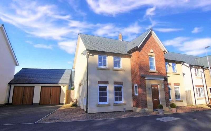 4 Bedrooms Detached House for sale in Barracks Road, Fremington