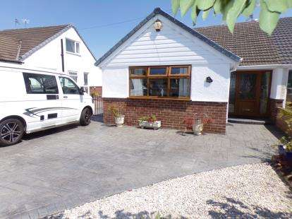 3 Bedrooms Bungalow for sale in Grindley Gardens, Ellesmere Port, Cheshire, CH65