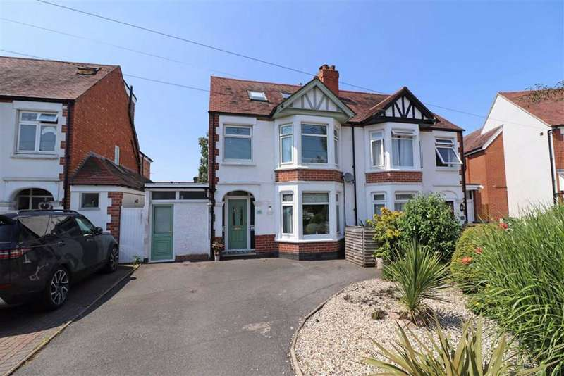 3 Bedrooms Semi Detached House for sale in Randall Road, Kenilworth, CV8