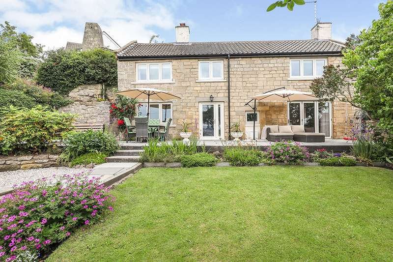 3 Bedrooms Detached House for sale in Hillside, North Anston, Sheffield, South Yorkshire, S25