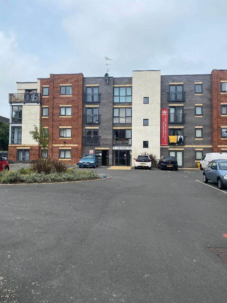 2 Bedrooms Apartment Flat for sale in Cuthbert Cooper Place, Sheffield, S9 4JS