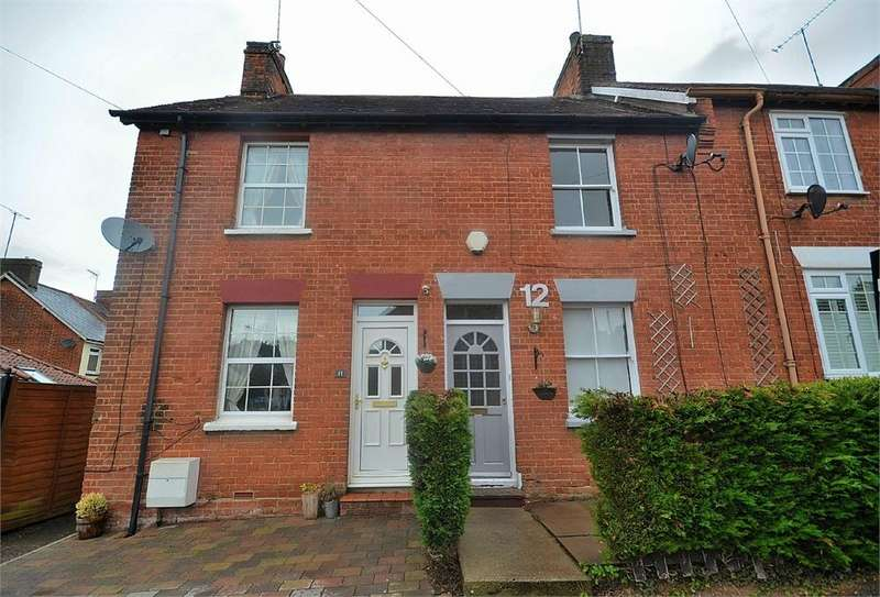 3 Bedrooms End Of Terrace House for sale in Stoney Common, Stansted