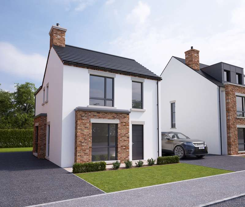 4 Bedrooms Property for sale in The Hollows, Gilford Road, Lurgan