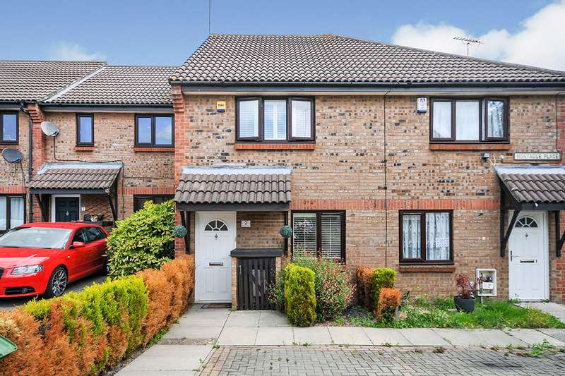 2 Bedrooms House for sale in Montague Place, St. Georges Road, Swanley, Kent, BR8