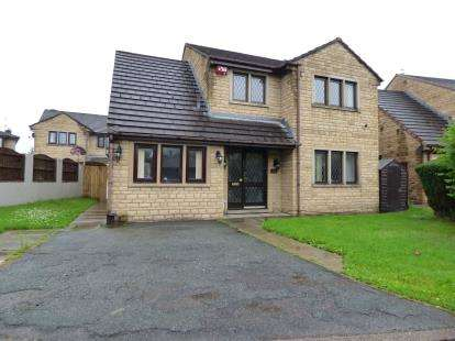 4 Bedrooms Detached House for sale in Victoria Gardens, Barrowford, Nelson, Lancashire