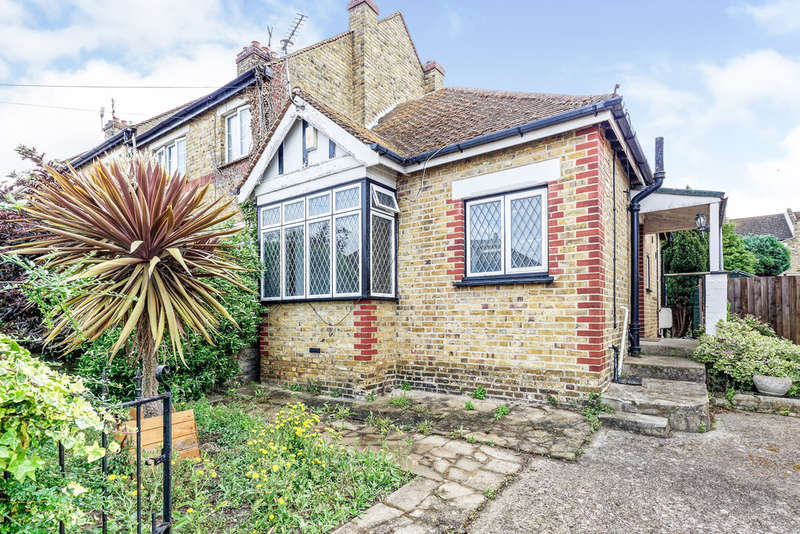 1 Bedroom Semi Detached Bungalow for sale in Charles Road, Ramsgate