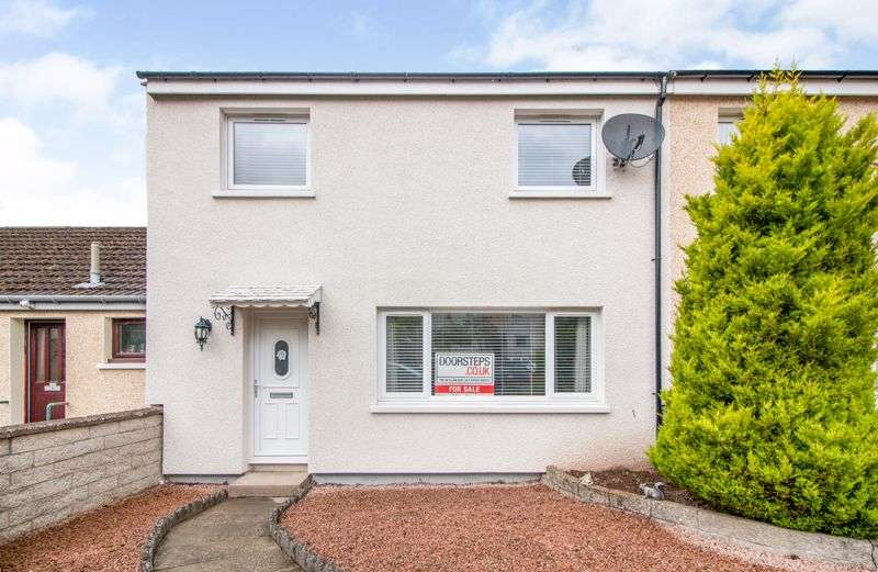 4 Bedrooms Property for sale in Threewells Drive, Forfar, DD8