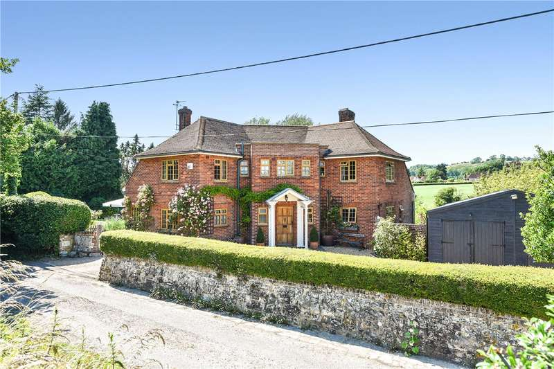 4 Bedrooms Detached House for sale in Mill Lane, South Harting, Petersfield, GU31