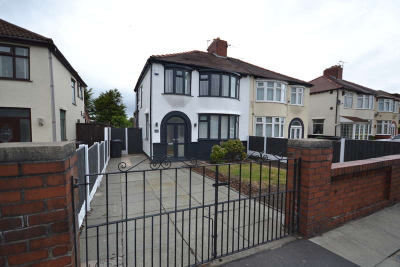 3 Bedrooms Semi Detached House for sale in Church Road, Litherland, Liverpool, L21