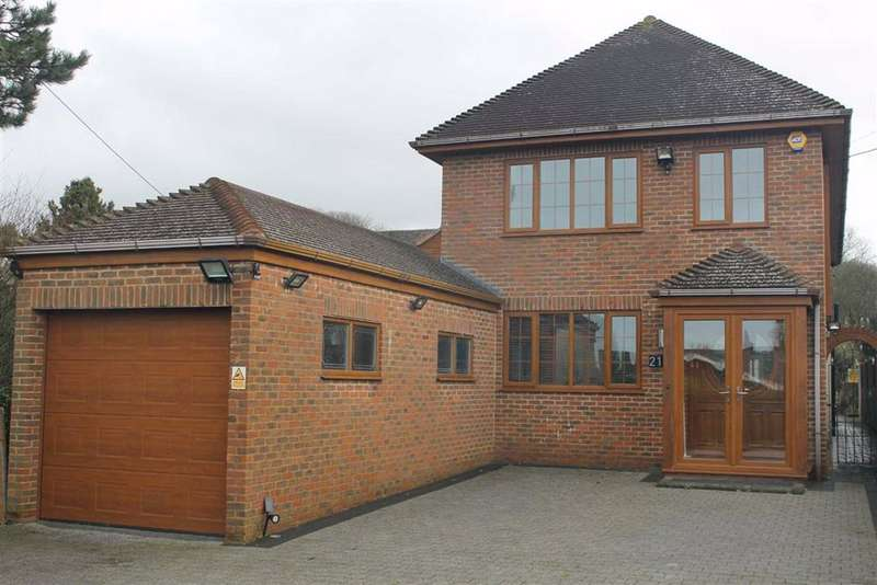6 Bedrooms Detached House for sale in Robinhood Lane, Bluebell Hill, Chatham