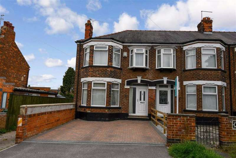 3 Bedrooms End Of Terrace House for sale in Beverley Road, Hessle, East Riding Of Yorkshire