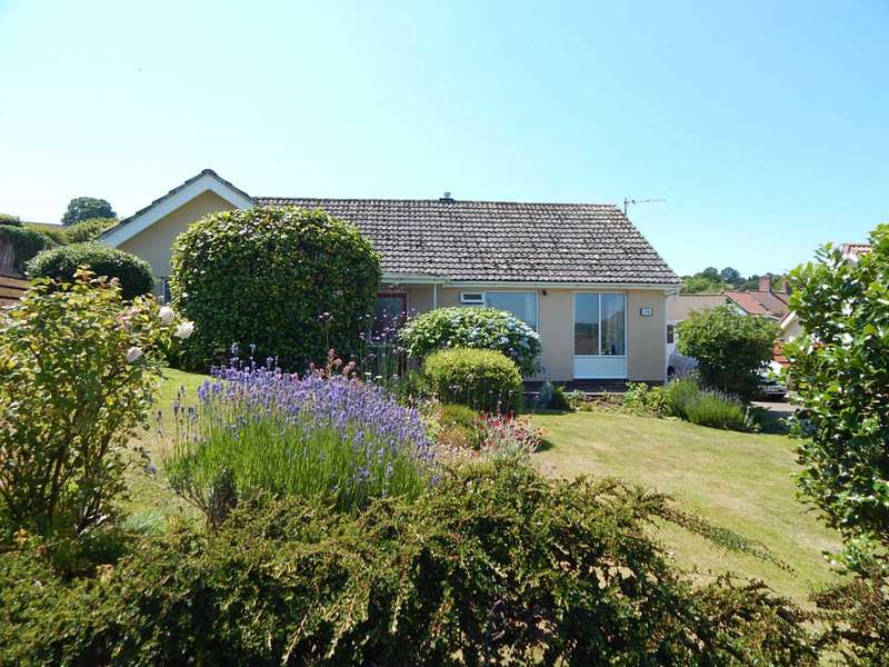 3 Bedrooms Detached Bungalow for sale in Westaway Road, Colyton, Devon