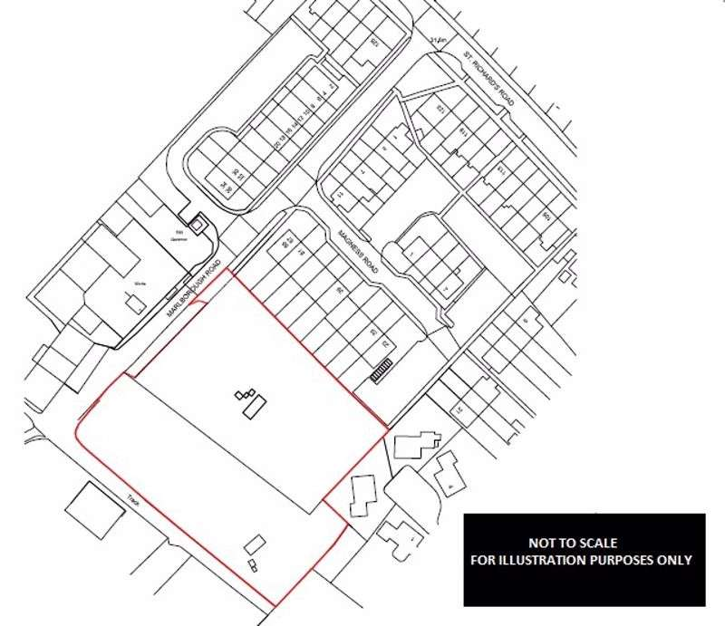 Property for sale in Land on the East of Marlborough Road, Deal
