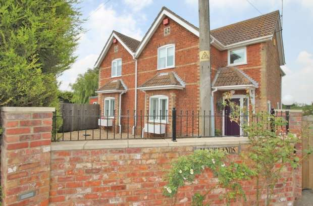 Detached House for sale in Harford Gate, Spalding, Lincolnshire, PE12 0DG