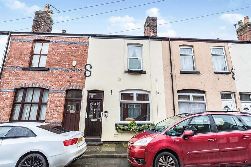 2 Bedrooms House for sale in Newsome Street, Leyland, Lancashire, PR25