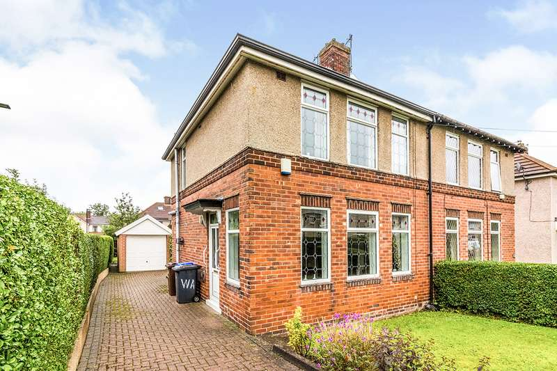 3 Bedrooms Semi Detached House for sale in Wisewood Avenue, Sheffield, South Yorkshire, S6
