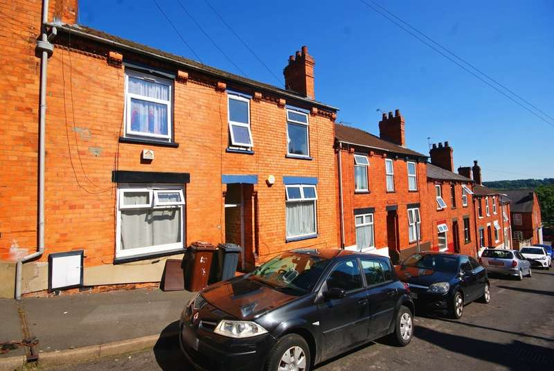 3 Bedrooms Terraced House for rent in Bernard Street, Lincoln LN2