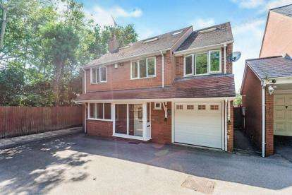 6 Bedrooms Detached House for sale in Coton Road, Penn, Wolverhampton, West Midlands