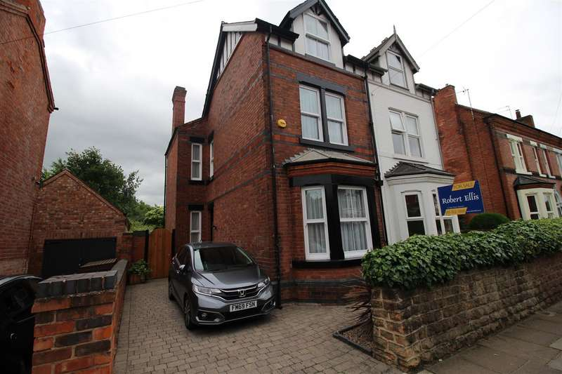4 Bedrooms Semi Detached House for sale in Park Street, Beeston
