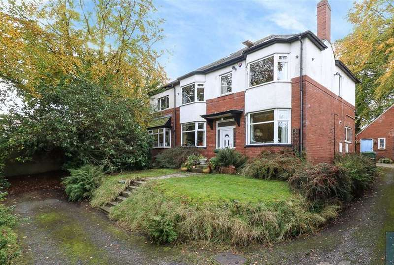 7 Bedrooms Detached House for sale in Halcyon House, Harrogate Road, LS7