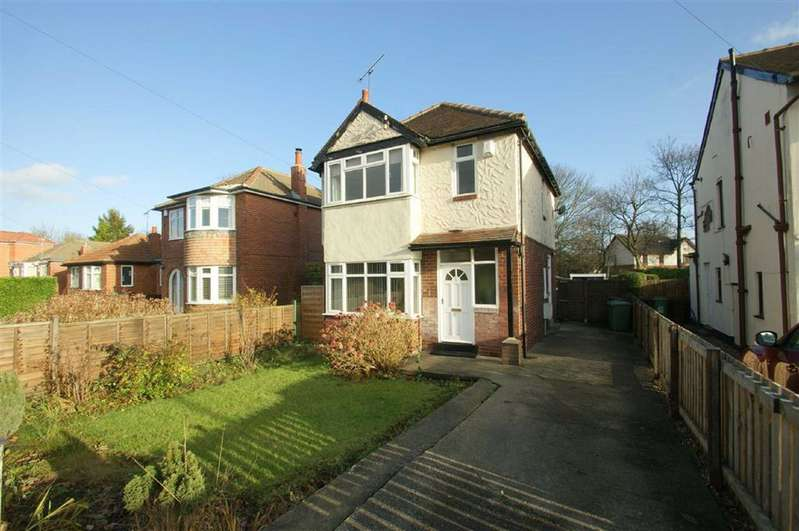 3 Bedrooms Semi Detached House for rent in Fearnville Place, LS8