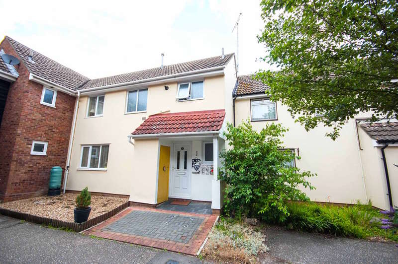 3 Bedrooms End Of Terrace House for sale in Richardson Walk, Witham, CM8