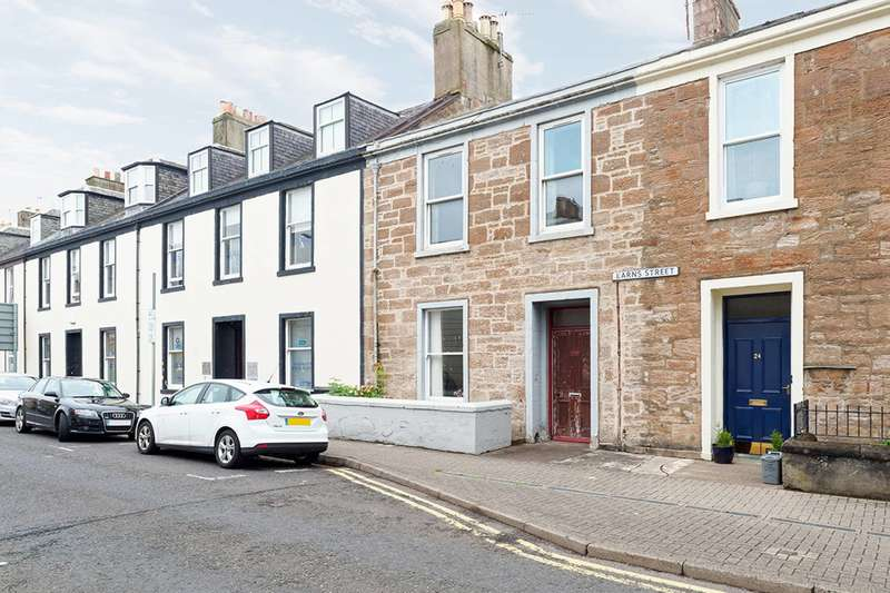1 Bedroom Ground Flat for sale in Fullarton Street, Ayr, South Ayrshire, KA7 1UB