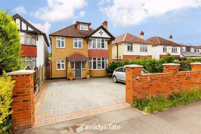 5 Bedrooms Property for sale in Watford Road, St Albans, Hertfordshire - AL2 3DU