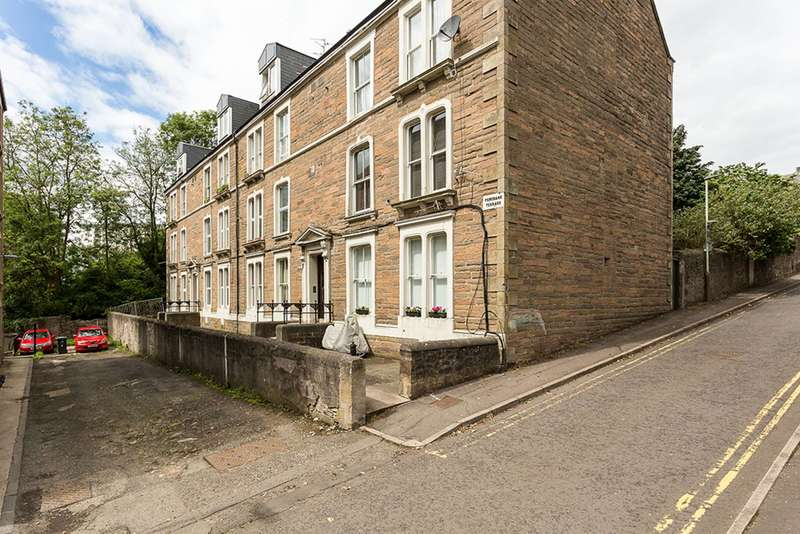 2 Bedrooms Flat for sale in Forebank Terrace, Dundee, DD1 2PE