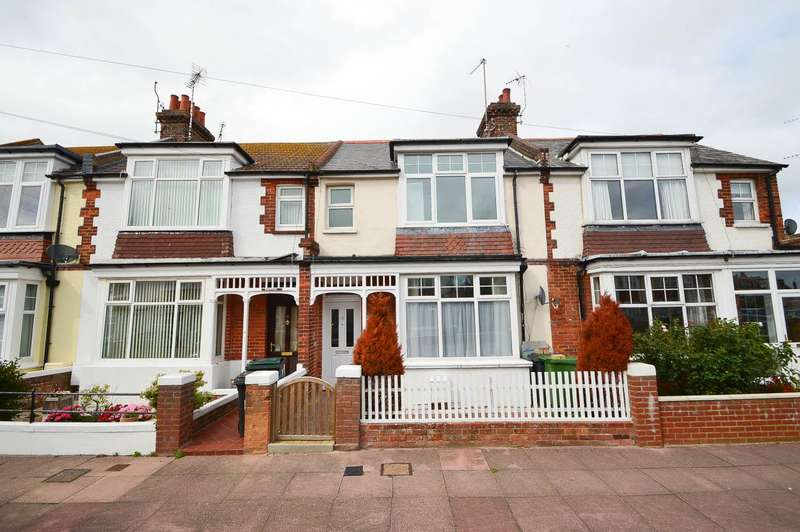 3 Bedrooms Terraced House for sale in Desmond Road, Eastbourne