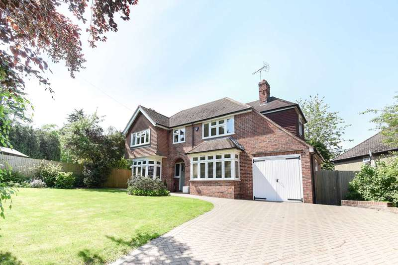 5 Bedrooms Detached House for sale in Alexandra Road, Reading