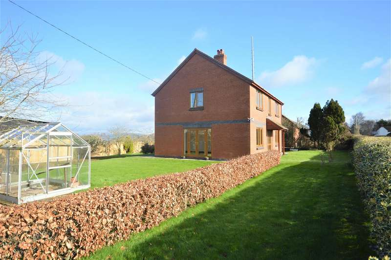 4 Bedrooms Detached House for sale in Leysters, Leominster