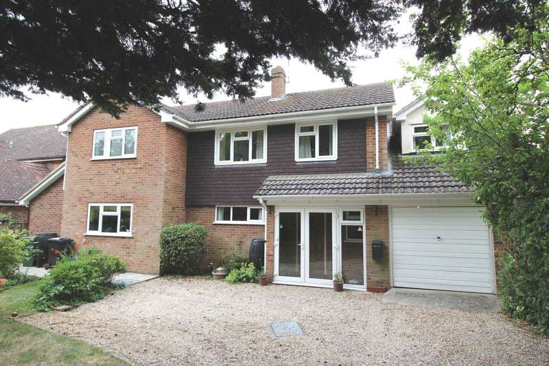 4 Bedrooms Detached House for sale in Goat Lodge Road, Great Totham