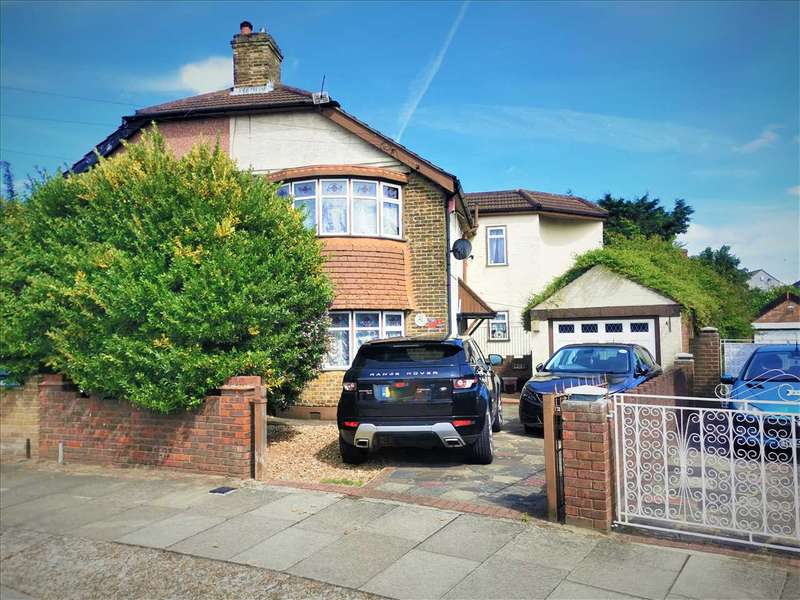 3 Bedrooms House for sale in Swanley Road, Welling