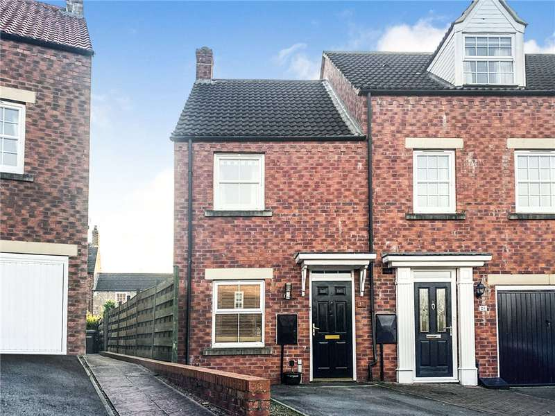 2 Bedrooms End Of Terrace House for sale in Ascough Wynd, Aiskew, Bedale, North Yorkshire