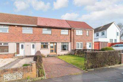 3 Bedrooms Terraced House for sale in Glenmuir Road, Ayr