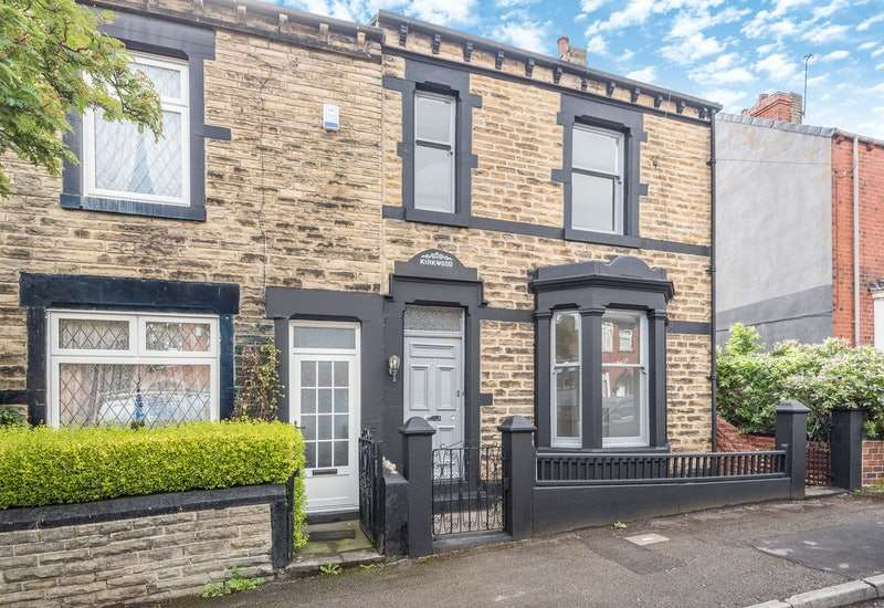 3 Bedrooms End Of Terrace House for sale in Blenheim Road, Barnsley, South Yorkshire, S70