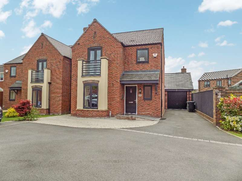 3 Bedrooms Detached House for sale in Argyle Close, Stourbridge