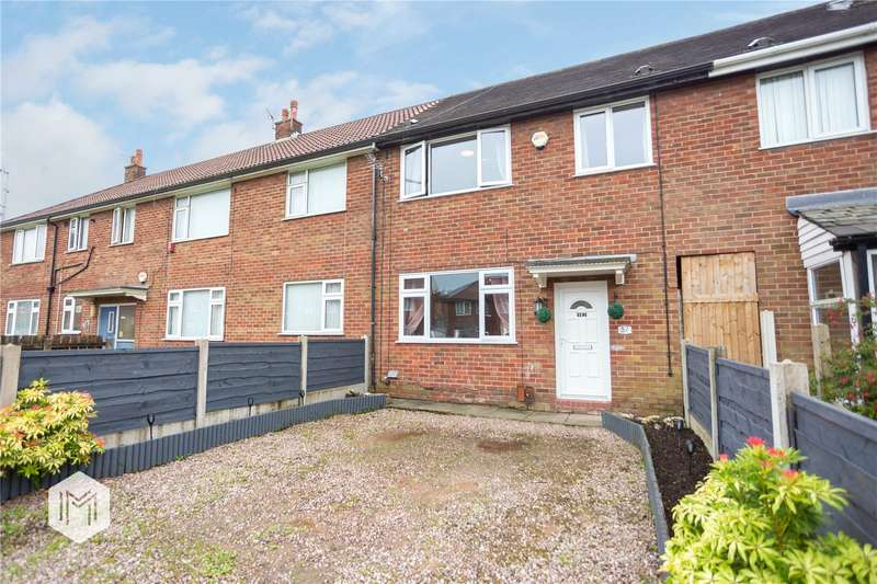 3 Bedrooms Terraced House for sale in Coniston Avenue, Farnworth, Bolton, Greater Manchester, BL4