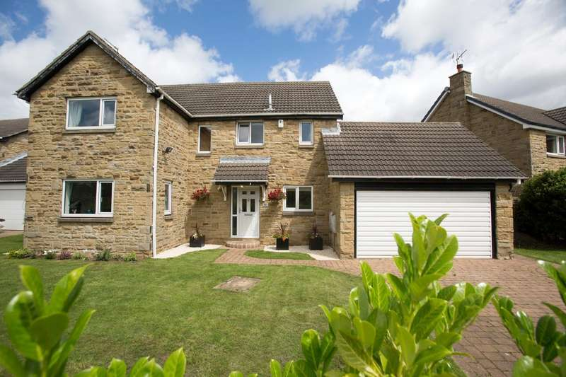 4 Bedrooms Detached House for sale in Aire Road, Wetherby, LS22