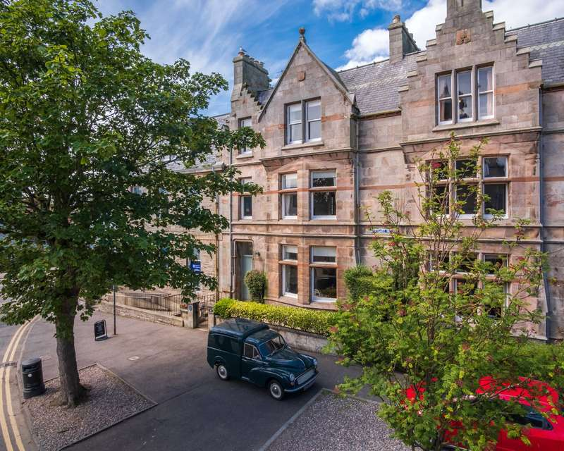 7 Bedrooms Terraced House for sale in The Hazelton, Marketgate North, Crail, Anstruther, Fife, KY10
