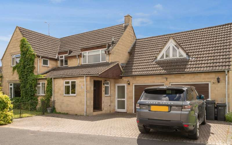5 Bedrooms Detached House for sale in Cherry Tree Drive, Cirencester