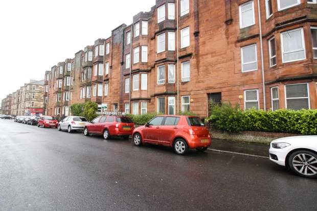 Flat for sale in Midlock Street, Glasgow, G51 1SL